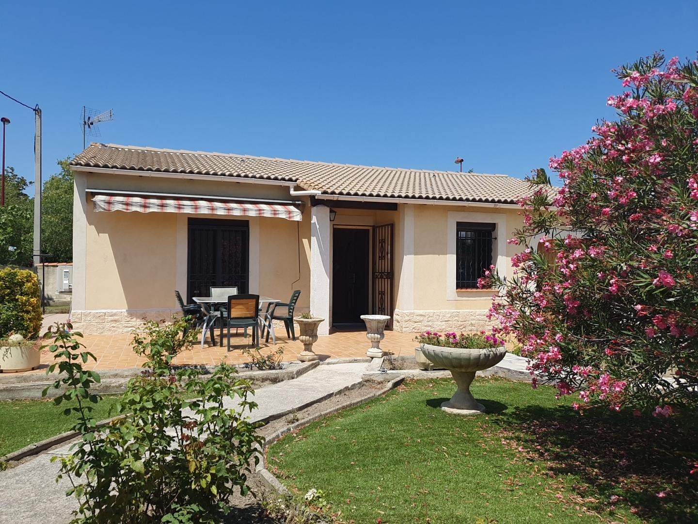 Marignane la Ponsade villa de type 4 deux chambres salon séjour sur un terrain de 546 m2