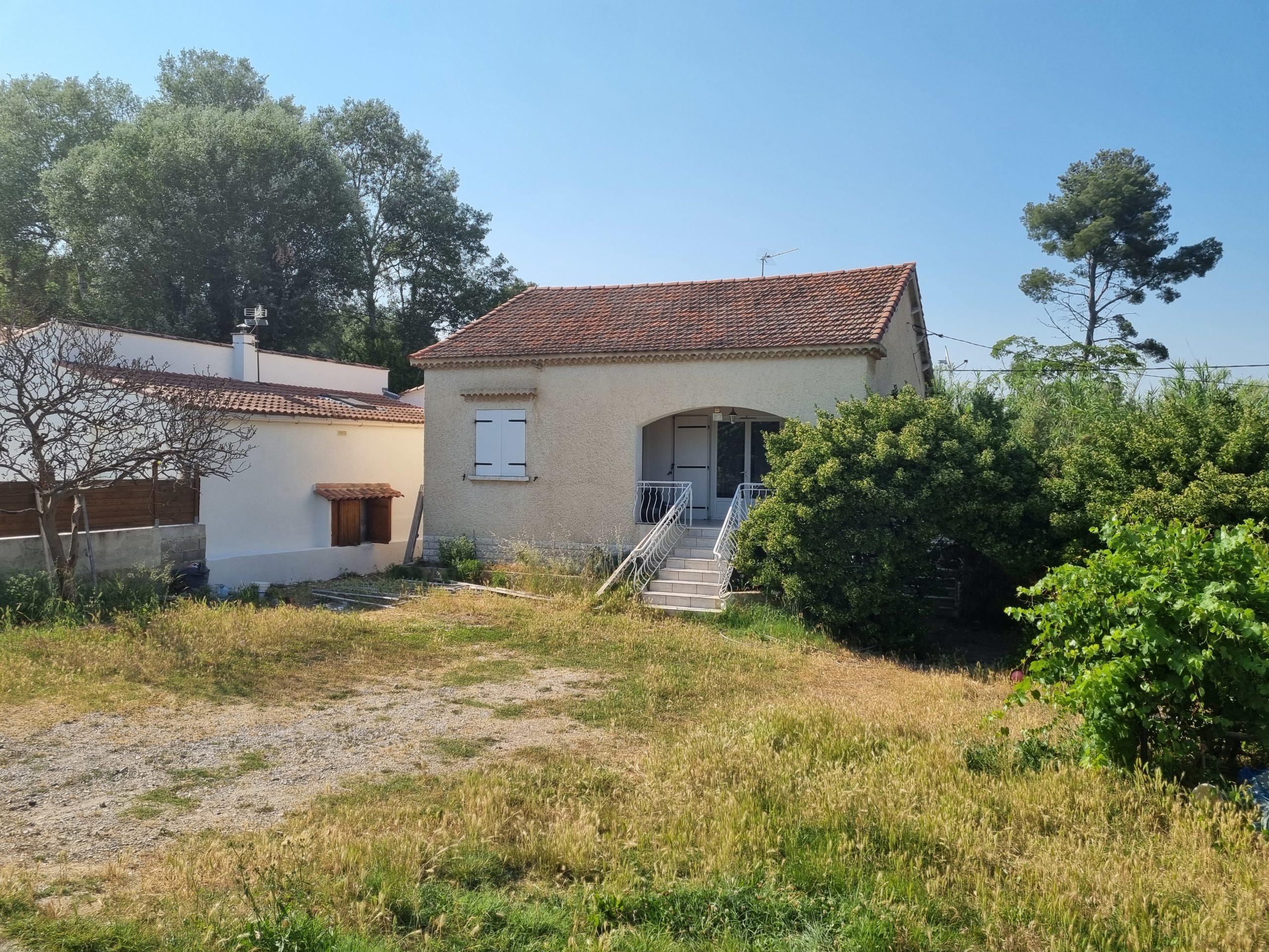 Villa à Varage commune de Saint-Mitre-les-Rempards